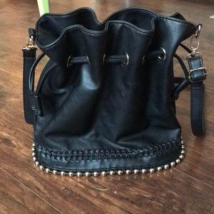 Handbags - Bucket bag with adorable detail